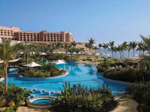 5 star hotel Muscat