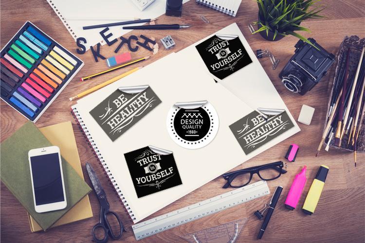 Business Advertisement Using Vinyl Stickers Australia
